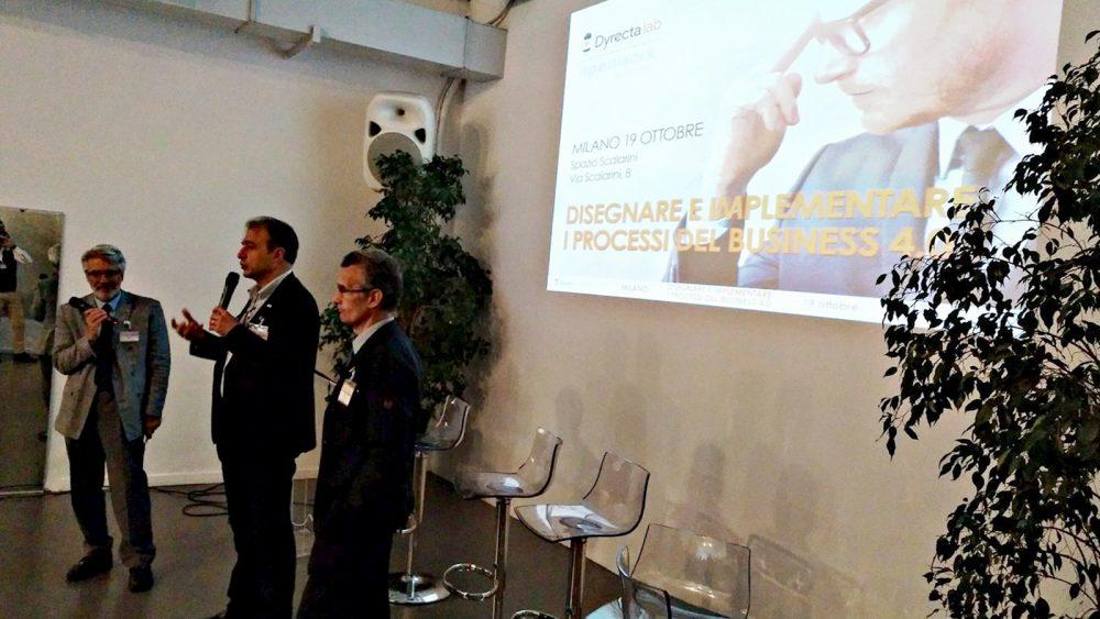 Digitalizzazione impresa 4.0 Milano