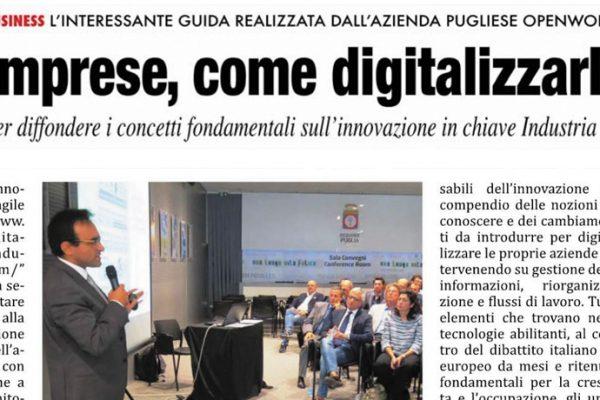 guida gratuita trasformazione Digitale intervista Giuliani