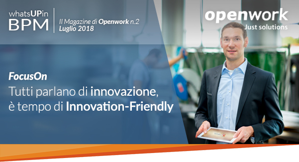Innovation-Friendly processi aziendali