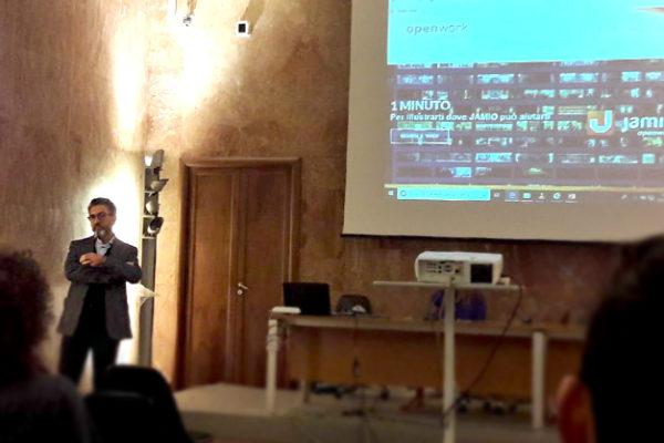 Innovation Camp presentazione Openwork