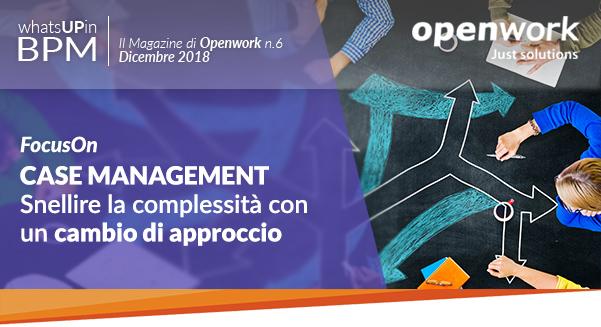 Case Management gestione processi