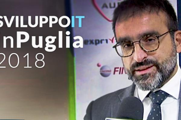 Presentato il report 2018 sullo sviluppo dell'IT in Puglia e le prospettive per il futuro