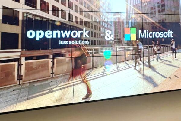 Openwork & Microsoft MILANO