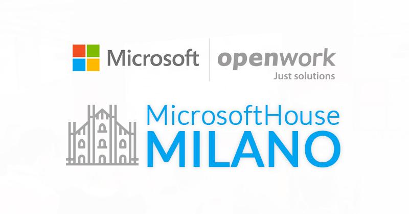 Evento Microsoft Openwork MILANO