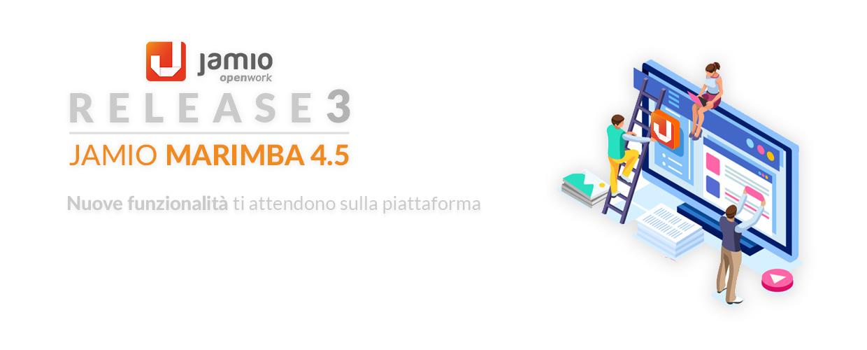 Nuova release Jamio piattaforma BPM