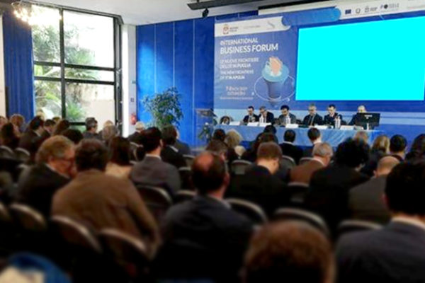 "International Business Forum: immagini e video dell'evento ""Le nuove frontiere dell'IT in Puglia"""