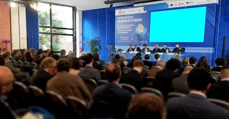 International Business Forum sicurezza informatica