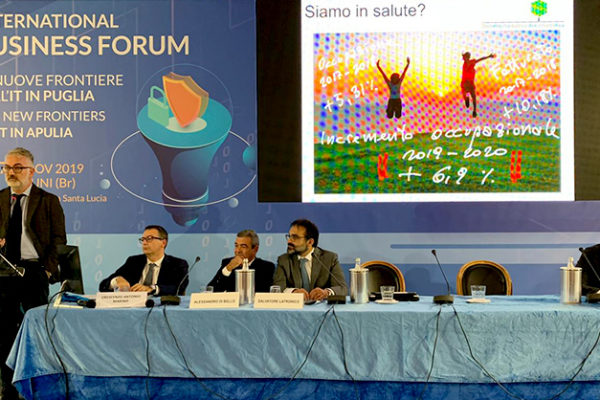 International Business Forum sicurezza digitale