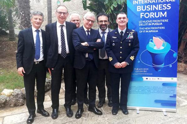 La sicurezza dell'IT in Puglia