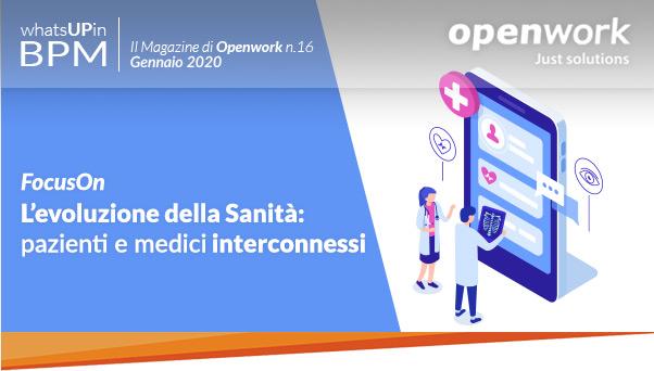 Innovazione Sanità digitale
