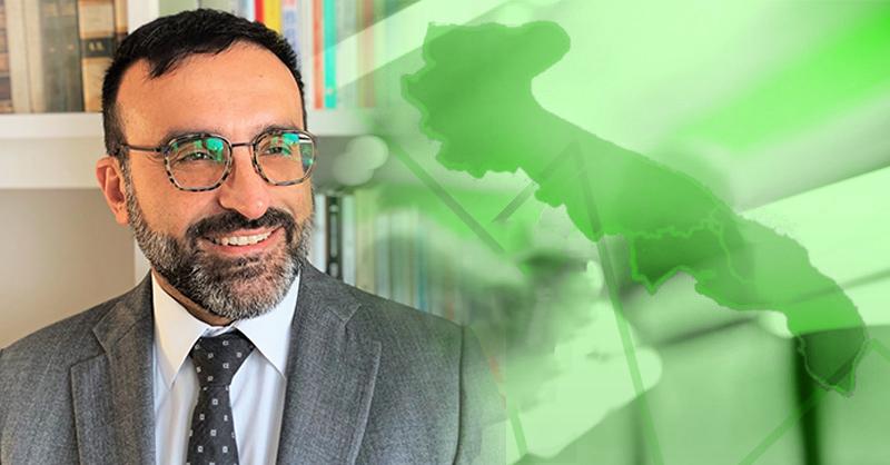 Salvatore Latronico Distretto Informatico Pugliese