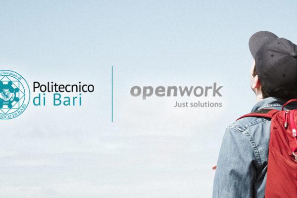 Percorso formativo di eccellenza nel settore IT: Openwork nell'accordo Quadro di collaborazione.