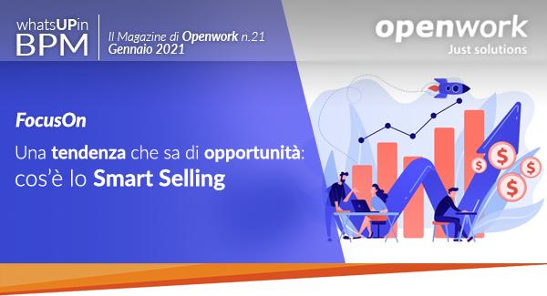 Una tendenza che sa di opportunità: cos'è lo Smart Selling