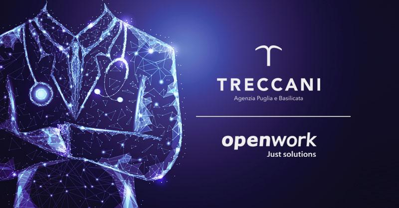 Evento Openwork Treccani Digital Health