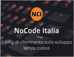 No Code Italia