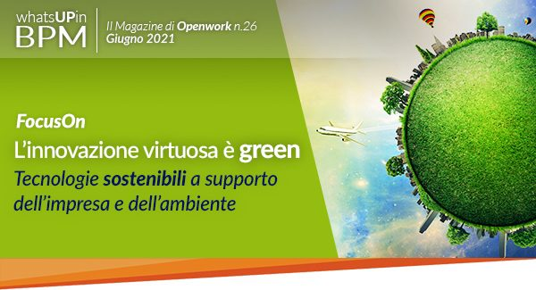 Innovazione sviluppo sostenibile